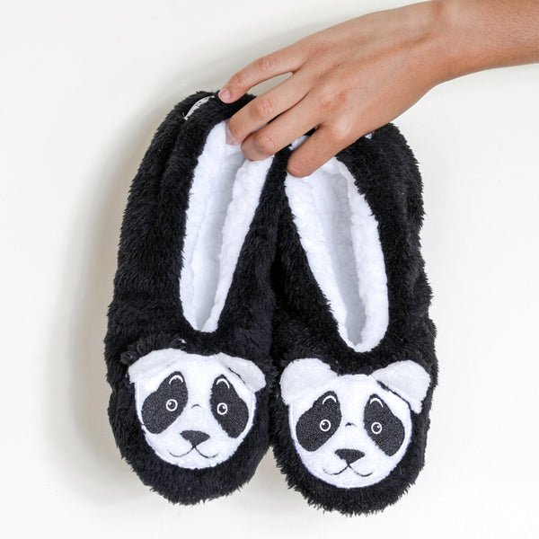 "Panda ""Bearly Awake"" Footsies - Body Mind & Soul"