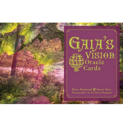 Gaia's Vision Oracle Cards