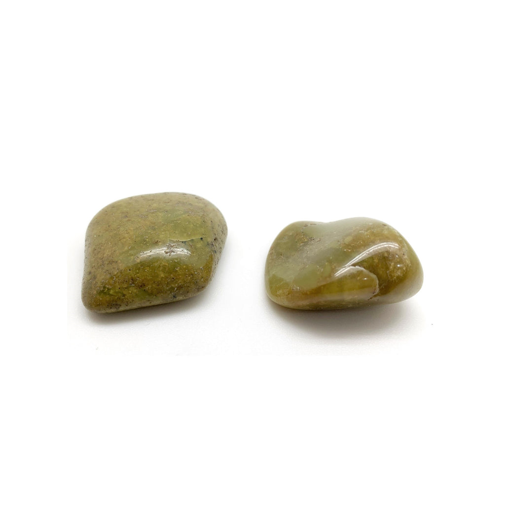 Opal Green for manifesting affirmations, money, and a happy heart