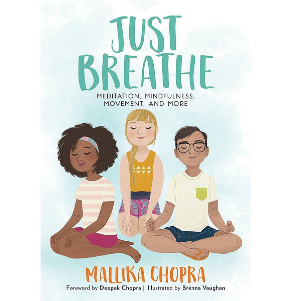 Just Breathe - Body Mind & Soul