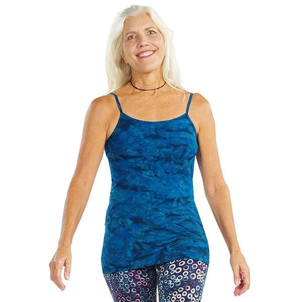 Batik Marble Tank Tops - Body Mind & Soul