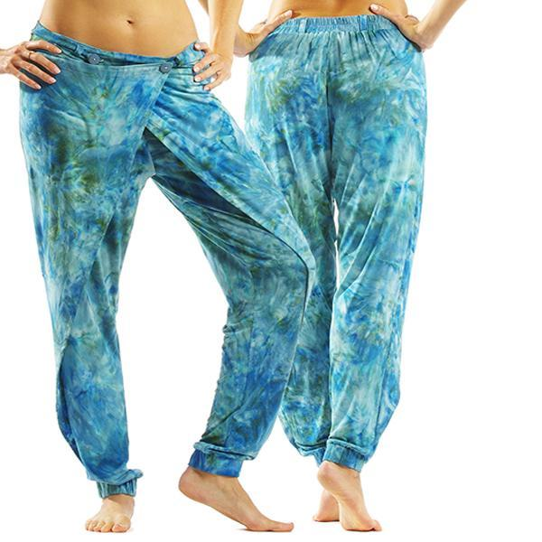 Mermaid Flyaway Pants - Body Mind & Soul