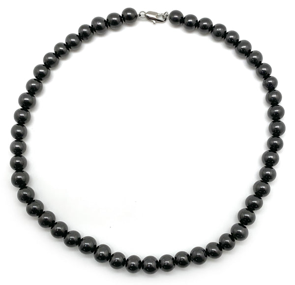 Shungite Necklace for good health - Body Mind & Soul