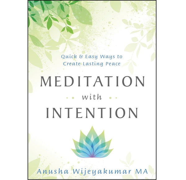 Meditation with Intention