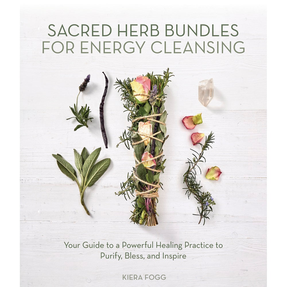 Sacred Herb Bundles for Energy Cleansing