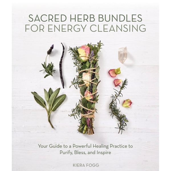 Sacred Herb Bundles for Energy Cleansing - Body Mind & Soul
