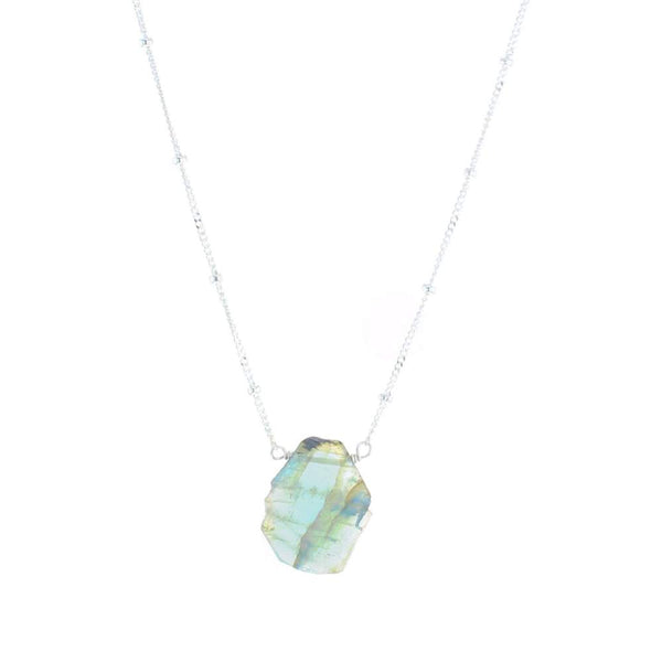 Labradorite Fiji Necklace