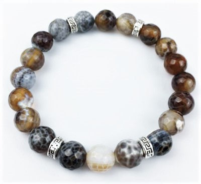 Men's Stone Bracelets - Body Mind & Soul