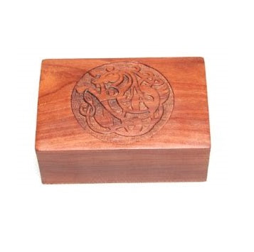 Celtic Horse Wooden Box