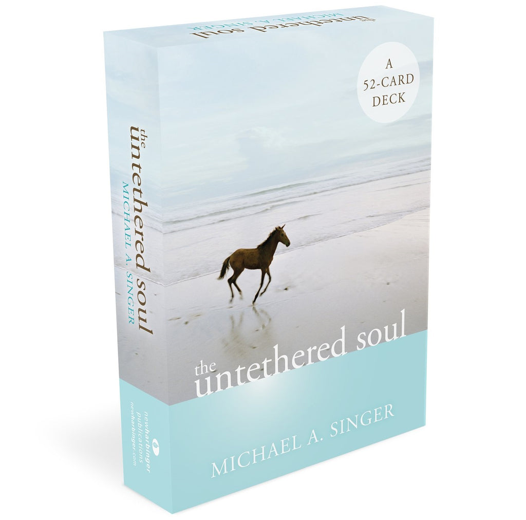 Untethered Soul Deck - Body Mind & Soul
