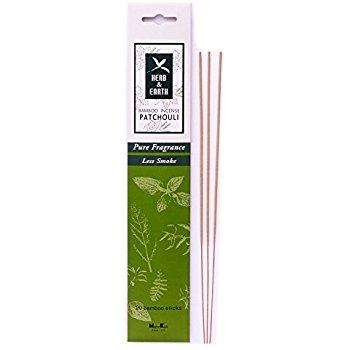 Patchouli Bamboo Stick Incense