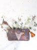 Small Flower Child Tassel Pouch - Body Mind & Soul