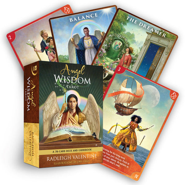 Angel Wisdom Tarot Deck