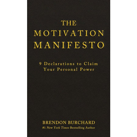 Motivation Manifesto - Body Mind & Soul
