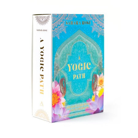 Yogic Path Oracle Deck and Guidebook