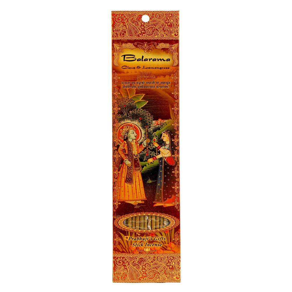 Balarama: Clove & Lemongrass Incense