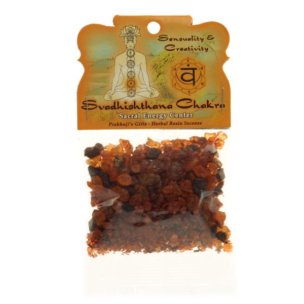 Prabhuji's Gifts Chakra Resin - Body Mind & Soul