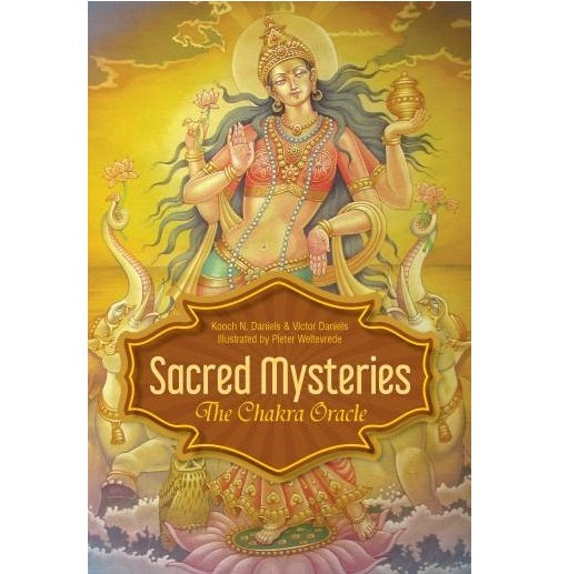 Sacred Mysteries: The Chakra Oracle Cards