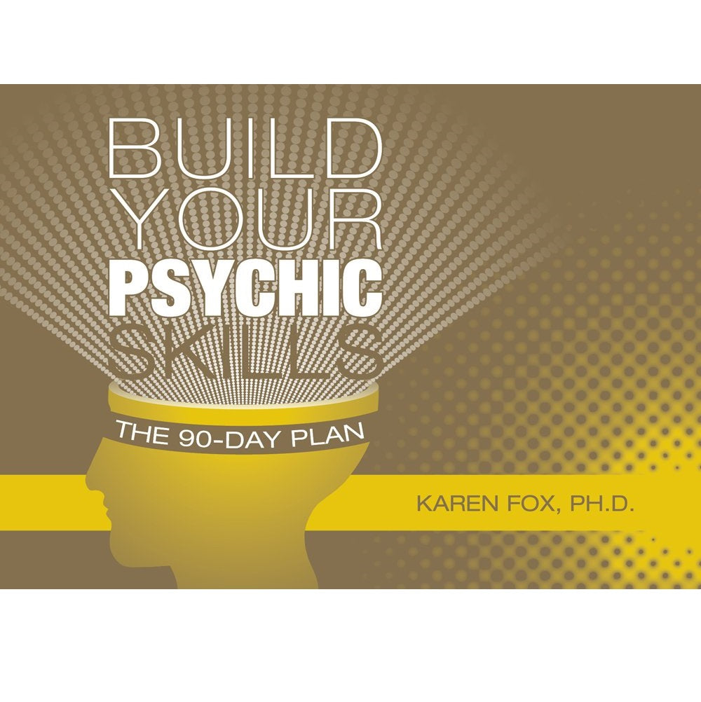 Build Your Psychic Skills Cards