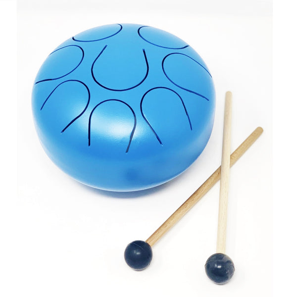 Blue Happy Drum