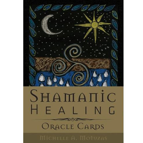 Shamanic Healing Oracle Card Deck