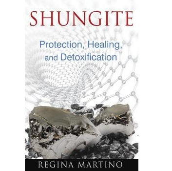 Shungite: Protection, Healing, and Detoxification