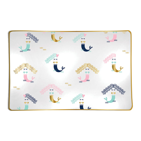 Mermaids Large Trinket Tray