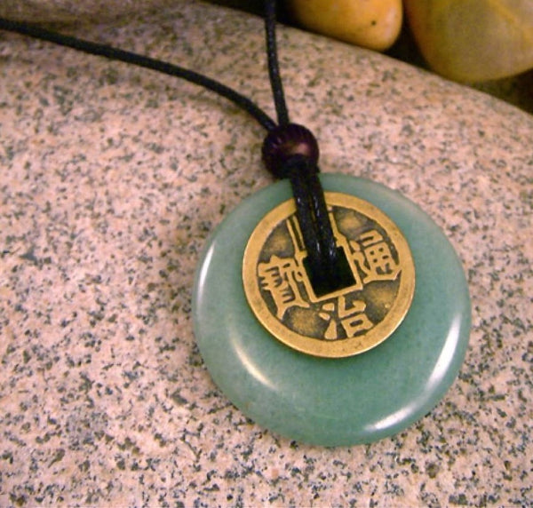 Sacred Earth Amulet Necklaces