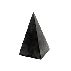Shungite Pyramid for good health & EMF protection