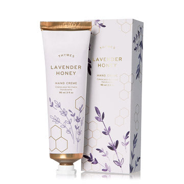 Thymes Lavender Honey Hand Cream