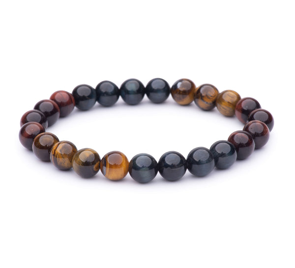 Tiger Eye Multi-Color Bracelet