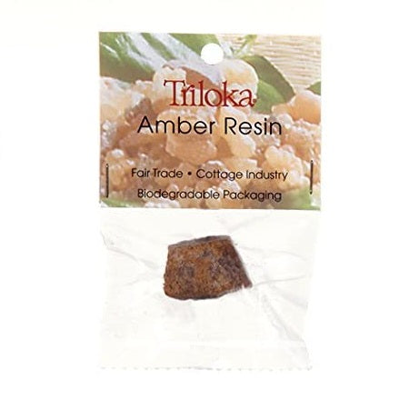 Triloka Amber Resin