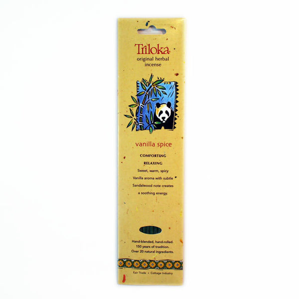 Vanilla Spice Stick Incense