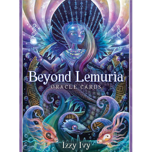 Beyond Lemuria Oracle Deck