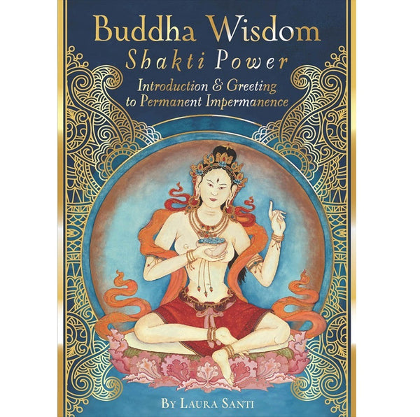 Buddha Wisdom Shakti Power Cards