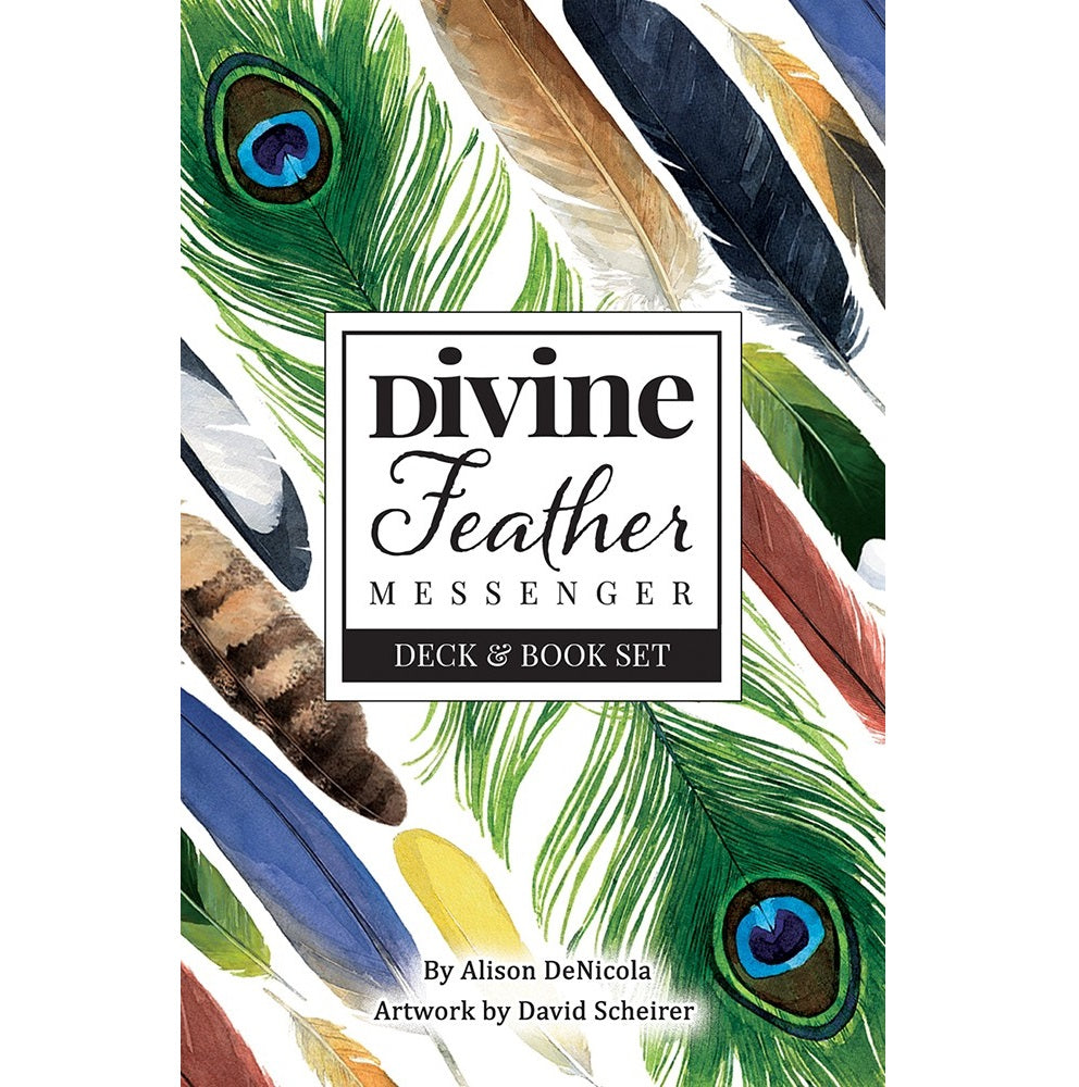 Divine Feather Messenger Deck - Body Mind & Soul