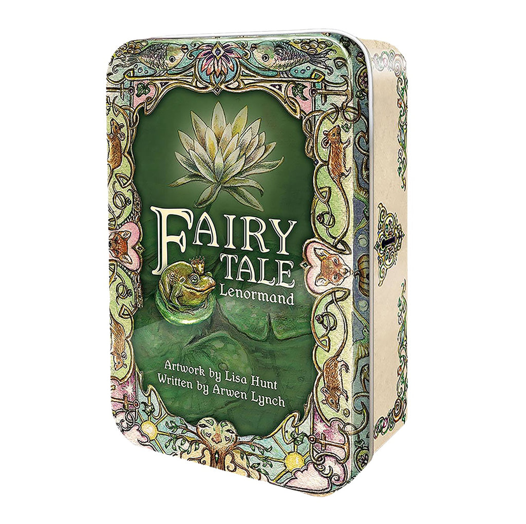 Fairy Tale Lenormand in Tin