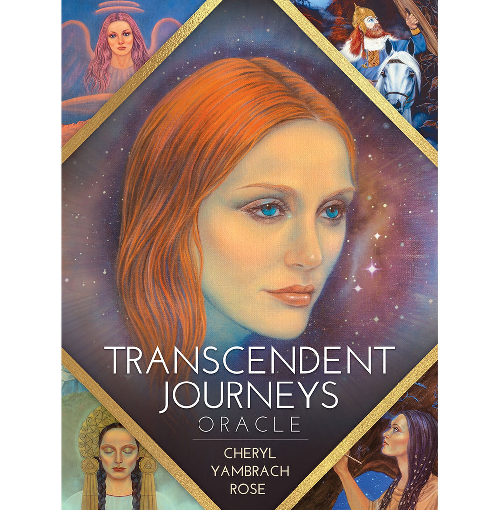 Transcendent Journeys Oracle Deck