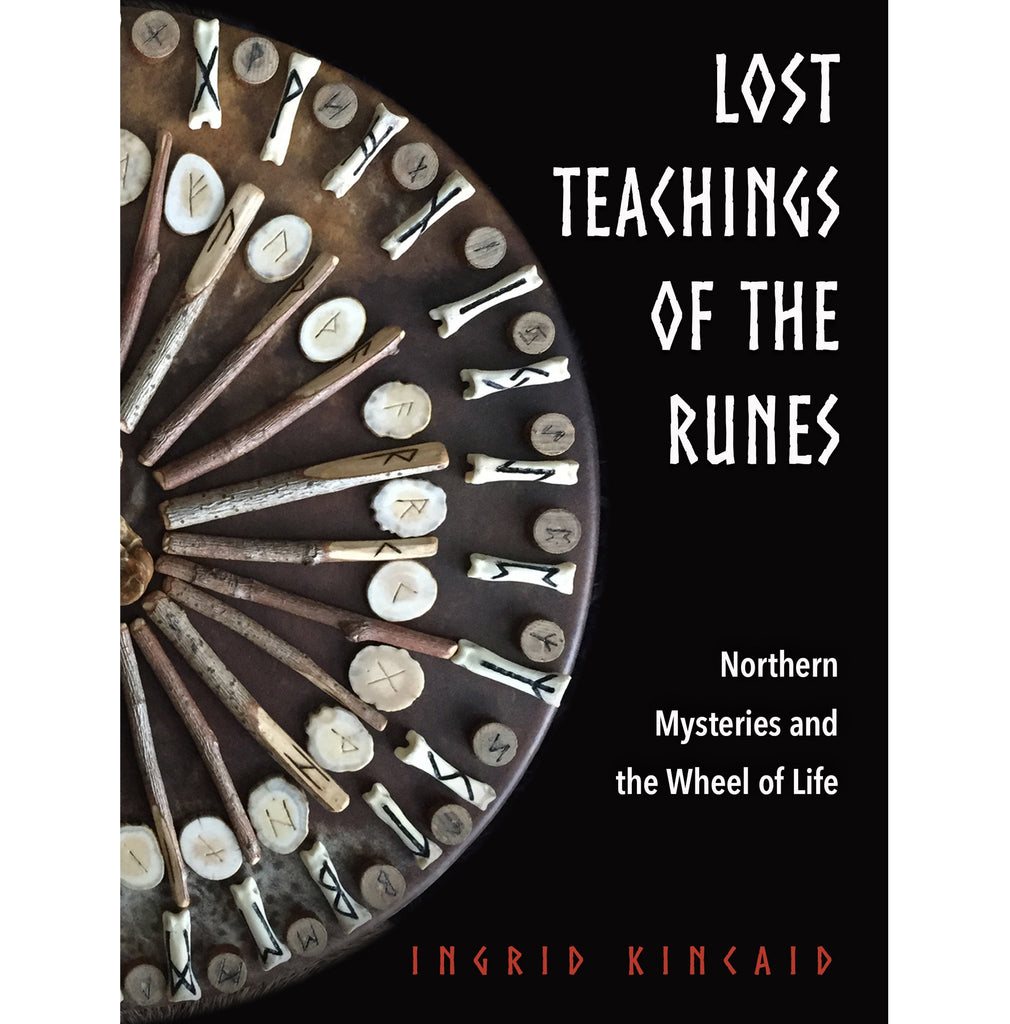Lost Teachings of the Runes