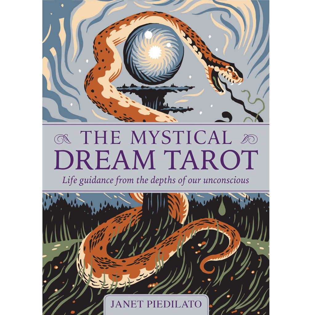 Mystical Dream Tarot