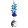 Crystal Moonlight Grand Cascade Suncatcher - Body Mind & Soul