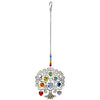 Crystal Tree of Life Suncatcher - Body Mind & Soul