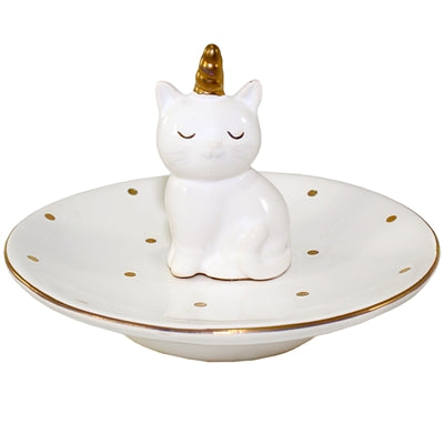 Camille Uni-Cat Ring Tray