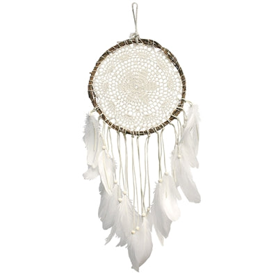 Willow Branch Feather Dreamcatcher