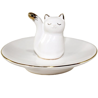 Musette Cat Ring Tray