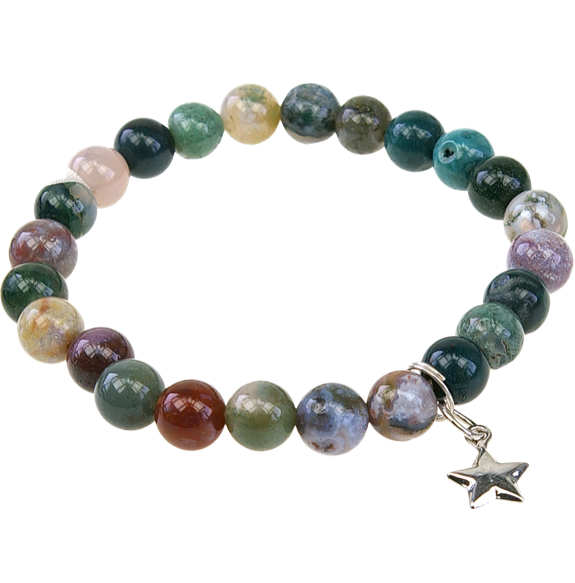 Agate Bracelet for Unexpected Miracles