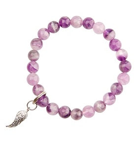 Amethyst Bracelet for Good Health and Protection