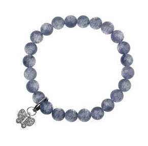 Sodalite Bracelet for Living Happy & Healthy