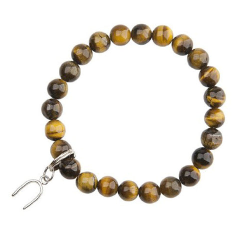 Tiger Eye Bracelet for Protection and Good Luck