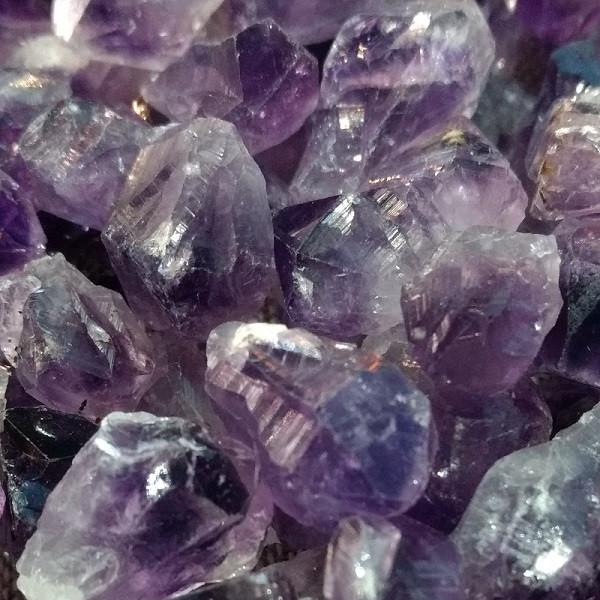 Amethyst for spirit connection, sleep, protection - Body Mind & Soul